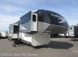 New 2016 Forest River Cardinal 3825FL Full Body Paint Auto Level Up Syst SLIDEOUT available in Turlock, California
