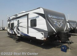 New 2017  Forest River Sandstorm 250SLC 4.0 ONAN GENERATOR/ 200W SOLAR POWER/ RAMP  by Forest River from Best RV Center in Turlock, CA