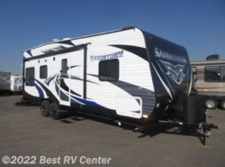 New 2016  Forest River Sandstorm 240SLC  4.0 ONAN GEN/ 200W SOLAR POWER/RAMP DOOR P by Forest River from Best RV Center in Turlock, CA