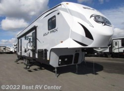 New 2017  Forest River Wolf Pack 285  13 FT GARAGE/ RAMP PATIO PACKAGE / SLIDE OUT  by Forest River from Best RV Center in Turlock, CA
