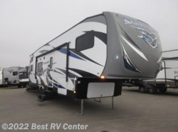 New 2016  Forest River Sandstorm 335GSLR 200 WATT SOLAR PANEL/ 2 SLIDEOUTS/160 FRES by Forest River from Best RV Center in Turlock, CA
