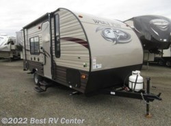 New 2016  Forest River Cherokee Wolf Pup 16FQ by Forest River from Best RV Center in Turlock, CA