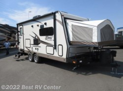 New 2016  Forest River Rockwood Roo 21BD SAPPHIRE PACKAGE /Oyster Fiberglass / Framele by Forest River from Best RV Center in Turlock, CA