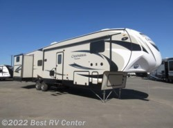 New 2017  Coachmen Chaparral 372QBH Two Full Bathrooms/ Two Entry Doors/Outdoor by Coachmen from Best RV Center in Turlock, CA