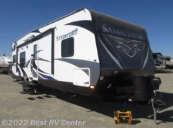 New 2017  Forest River Sandstorm 281GSLR 200W SOLAR POWER/ LG SOLID SURFACE /4.0 ON by Forest River from Best RV Center in Turlock, CA