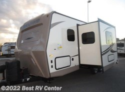 New 2017  Forest River Rockwood Ultra Lite 2304DS SAPPHIRE PACKAGE/ /Aluminum Wheels / Framel by Forest River from Best RV Center in Turlock, CA