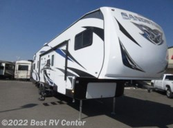 New 2017  Forest River Sandstorm 350GSLR RAMP DOOR PATIO CABLE/5.5 GEN/ 200W SOLAR  by Forest River from Best RV Center in Turlock, CA