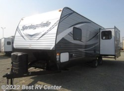 New 2017  Keystone Springdale 258RLWE U SHAPED DINETTE// REAR LIVING by Keystone from Best RV Center in Turlock, CA