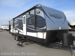 New 2017  Keystone Springdale 303BHWE ALL POWER PACKAGE/ Two Slide Outs / Bunk H by Keystone from Best RV Center in Turlock, CA