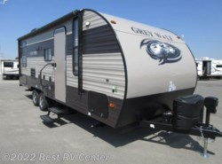 New 2017  Forest River Cherokee Grey Wolf 22BH Full Size Bunks/ FLIP DOWN TRAVEL RACK/Front  by Forest River from Best RV Center in Turlock, CA