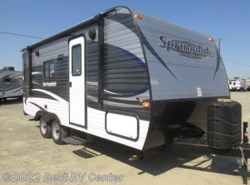 New 2017  Keystone Springdale 179QBWE REAR LIVING by Keystone from Best RV Center in Turlock, CA