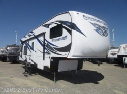 New 2017  Forest River Sandstorm 286GSLR 200 WATT SOLAR POWER/5.5 ONAN GE RAMP PATI by Forest River from Best RV Center in Turlock, CA