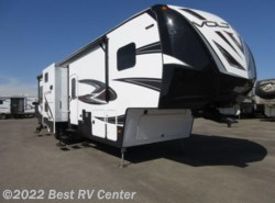 New 2017  Dutchmen Voltage 3305 CALL FOR THE LOWEST PRICE! 12 FT Garage/ 6 Pt by Dutchmen from Best RV Center in Turlock, CA