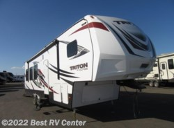 New 2017  Dutchmen Voltage Triton 3351 CALL FOR THE LOWEST PRICE! /20 Ft Cargo Area/ by Dutchmen from Best RV Center in Turlock, CA