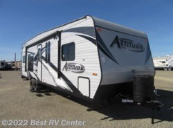New 2018  Eclipse Attitude 27SAG  Gray 160W Solar/ Smoth Fiber Glass / 4.0 ON by Eclipse from Best RV Center in Turlock, CA