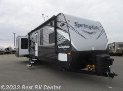 New 2017  Keystone Springdale 311RE Rear Entertainment/Two Slide Outs /ALL POWER by Keystone from Best RV Center in Turlock, CA