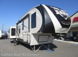 New 2017  Forest River Sabre 365MB 6 PT ELEC AUTO LEVELING/ Island kitchen/Cent by Forest River from Best RV Center in Turlock, CA