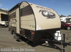 New 2017  Forest River Cherokee Wolf Pup 17CJ  Dry Weight 1742LB / Rear Living by Forest River from Best RV Center in Turlock, CA