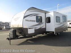 New 2017  Forest River Wildwood 27TDSS ALL POWER PACKAGE/ SOLID SURFACE KITCHEN CO by Forest River from Best RV Center in Turlock, CA