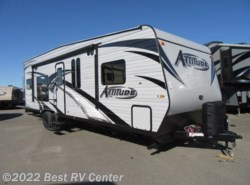 New 2018  Eclipse Attitude 27SA Gray/ Slide Out/ 160W Solar/4.0 ONAN by Eclipse from Best RV Center in Turlock, CA
