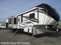 New 2017  Keystone Alpine 3501RL IN COMMAND SMART AUTOMATION SYST/ RESIDENTI by Keystone from Best RV Center in Turlock, CA