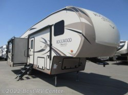 New 2018 Forest River Rockwood Signature Ultra Lite 8289WS available in Turlock, California