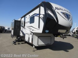 New 2018 Keystone Avalanche 375RD Rear Den/Five Slide Outs /Huge Basement Stor available in Turlock, California