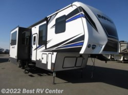 New 2018 Keystone Fuzion Impact 367 6 Point Hydraulic Auto Leveling/ 13Ft Garage/ available in Turlock, California
