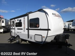 New 2018 Forest River Rockwood Geo Pro 19FBS Dry Weight 2962Lbs /Front Bed/Slide Out/ Lig available in Turlock, California