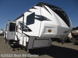 New 2018 Dutchmen Voltage 3805 13' Garage/ 6 Pt. Hydraulic Auto Leve Onan 5. available in Turlock, California