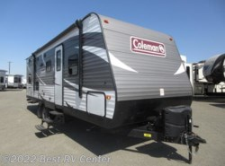 Used 2017 Dutchmen Coleman 262BHWE Two Rear Bunks/ Two Entry Doors/ Front Wal available in Turlock, California