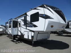 New 2019 Dutchmen Voltage 4115 13Ft Garage/ Three Slide Outs/ 5.5 Onan Gener available in Turlock, California