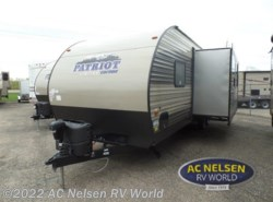 New 2017  Forest River  Patriot Edition 274DBH by Forest River from AC Nelsen RV World in Shakopee, MN