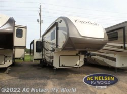 New 2017  Forest River Cardinal 3250RL by Forest River from AC Nelsen RV World in Shakopee, MN