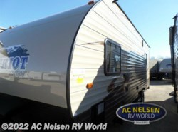 New 2017  Forest River Cherokee Grey Wolf 19RR by Forest River from AC Nelsen RV World in Shakopee, MN