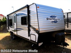New 2017  Omega RV Sportsmaster 22OT by Omega RV from Sunset RV in Bonney Lake, WA