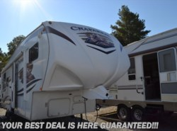 Used 2010  Coachmen Chaparral Lite 268RLE