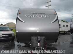 New 2017  Coachmen Catalina 243RBS by Coachmen from Delmarva RV Center in Seaford in Seaford, DE