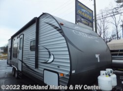 New 2017  Coachmen Catalina SBX 261BH by Coachmen from Strickland Marine & RV Center in Seneca, SC