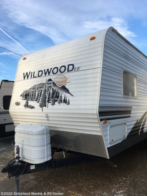 2008 Forest River Wildwood M25RKS