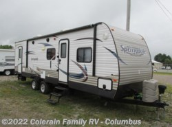 Used 2013  Keystone Springdale 282BH by Keystone from Colerain RV of Columbus in Delaware, OH