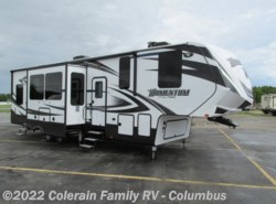 Used 2016  Grand Design Momentum M Class 350M by Grand Design from Colerain RV of Columbus in Delaware, OH