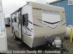 Used 2013  Skyline Nomad 186 by Skyline from Colerain RV of Columbus in Delaware, OH