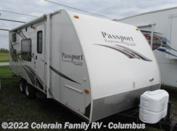 Used 2013  Keystone Passport 238ML by Keystone from Colerain RV of Columbus in Delaware, OH