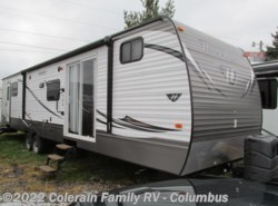 Used 2014  Keystone Hideout 38BHDS by Keystone from Colerain RV of Columbus in Delaware, OH