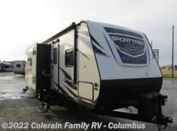 New 2017  Venture RV SportTrek 320VIK by Venture RV from Colerain RV of Columbus in Delaware, OH