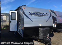 New 2017  Keystone Springdale 179QBWE by Keystone from Redwood Empire RVs in Ukiah, CA