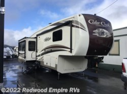 New 2017  Forest River Cedar Creek Hathaway Edition 34RE by Forest River from Redwood Empire RVs in Ukiah, CA