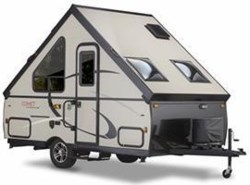Used 2015  Starcraft Comet Hardside H1232MD by Starcraft from First Choice RVs in Rock Springs, WY