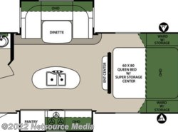 New 2017  Forest River Surveyor Couples Coach 226RBDS by Forest River from U-Neek RV Center in Kelso, WA